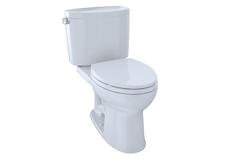 Toto Drake® II Two-Piece Toilet CST454CEFG Elongated Bowl