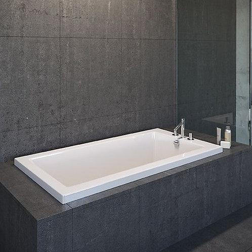 Mirolin Adda Drop In Soaker Bathtub 60x32x22
