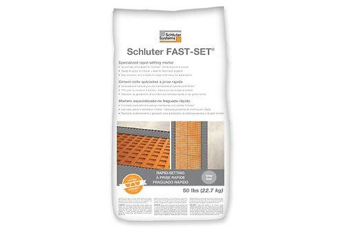 Schluter SETF50G FAST-SET Rapid Setting Grey SETF50G