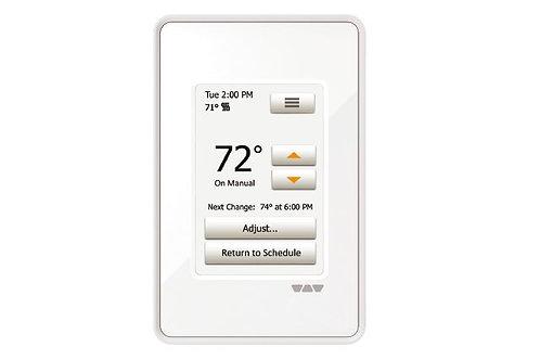 Schluter DHERT102/BW DITRA-HEAT-E-RT Thermostat White