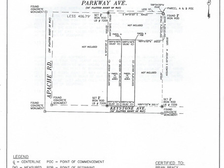 Keystone Avenue ,Parcel A 1.13 Acre