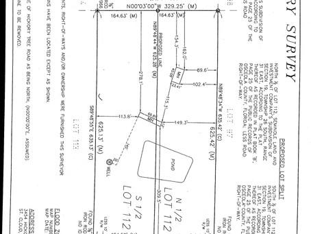 3450 Hickory Tree road ,Saint Cloud Fl ,Lot 112