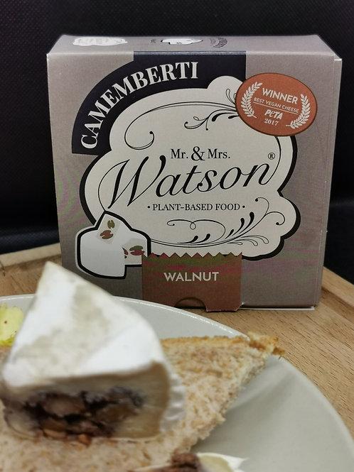 Mr & Mrs Watson Walnut