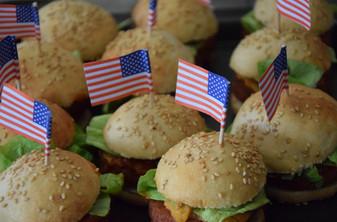 Burger vegan, Roots vegan food traiteur