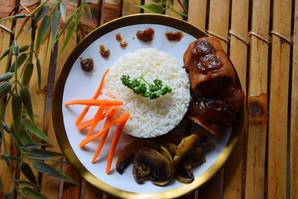 Paupiette de seitan, Roots vegan food