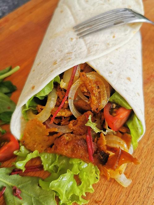 Effiloché goût kebab 200g
