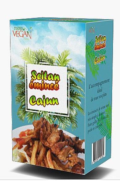 Seitan aux épices cajun 200g