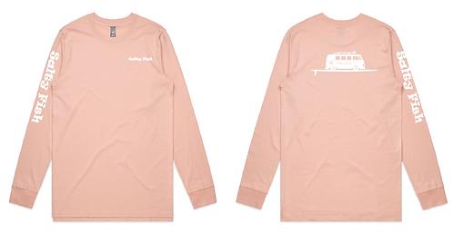 Long Sleeve T'Shirt - Pink