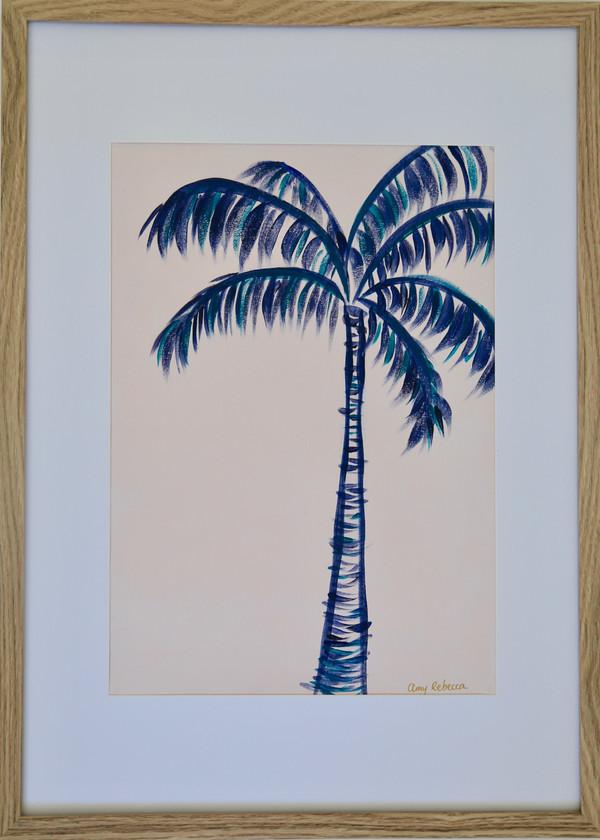 palm - sand