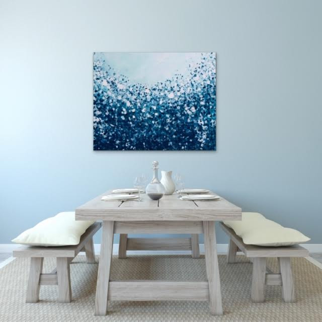 dive in ~ sold