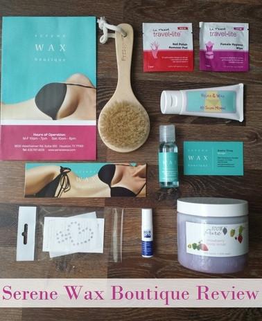 Serene Wax Boutique Houston