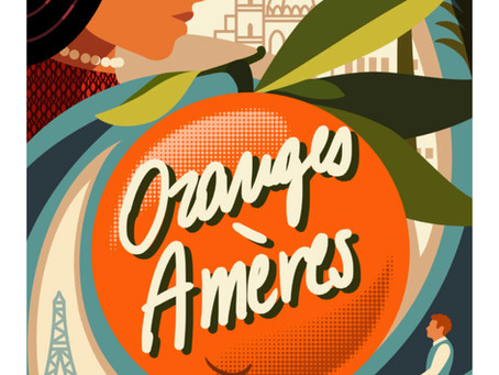 Visione spettacolo teatrale Oranges Amères