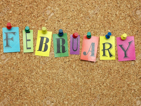 Appuntamenti Febbraio