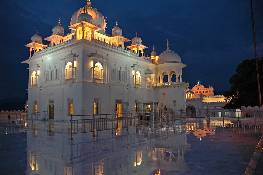 Plymouth Sikhs | Kesgarh sahib