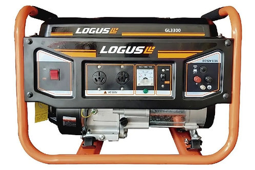 LOGUS GL3300AM MANUAL 3000W NAFTERO