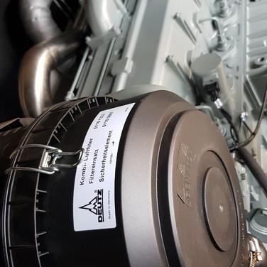 Generadores eléctricos Deutz