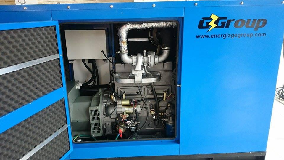 Generador electrico 40 KVA