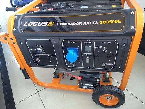 LOGUS GG8500E 8500W NAFTERO