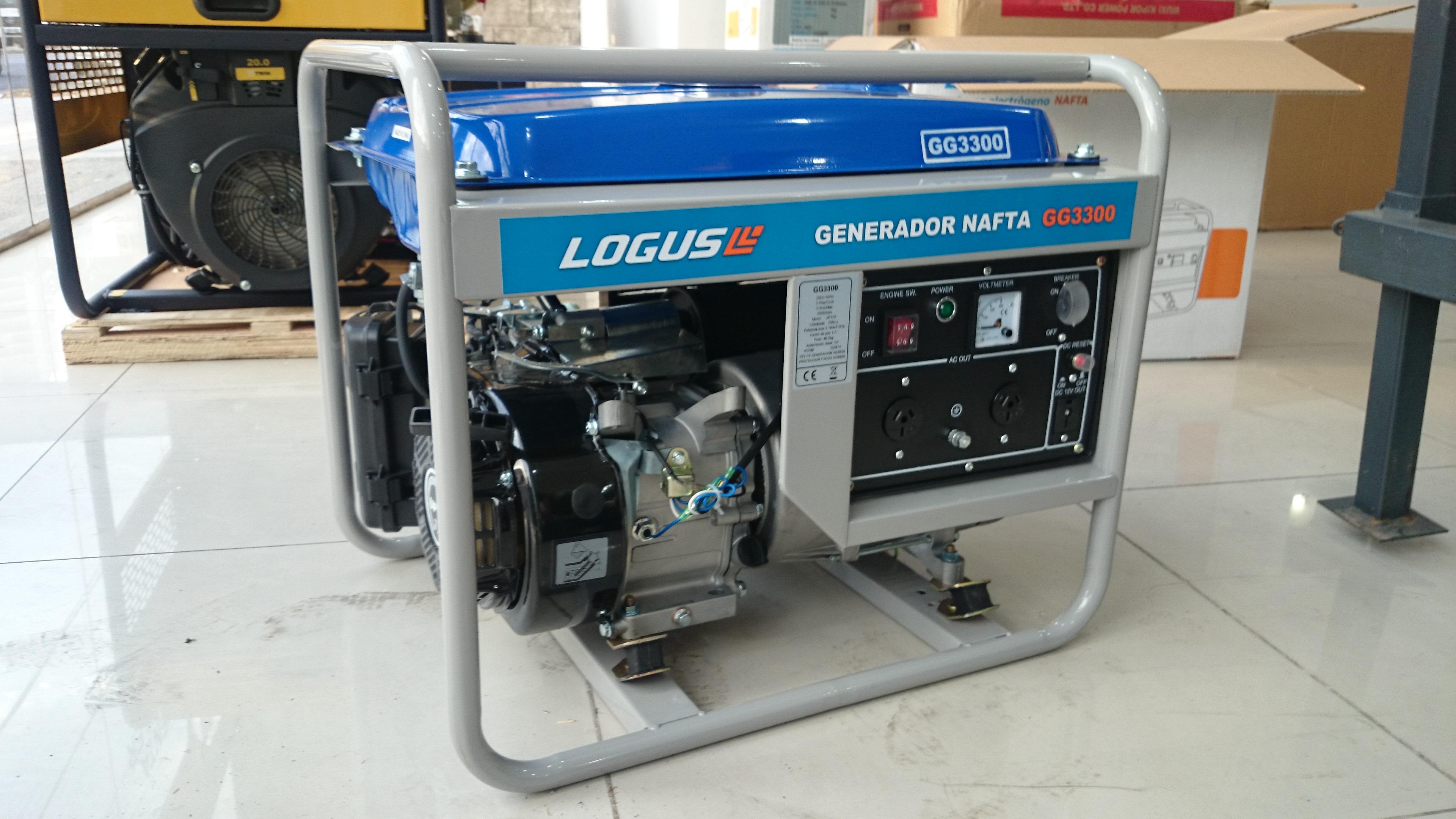logus 3300w