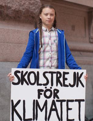 """The Greta Effect"": Inspiring Climate Activism"