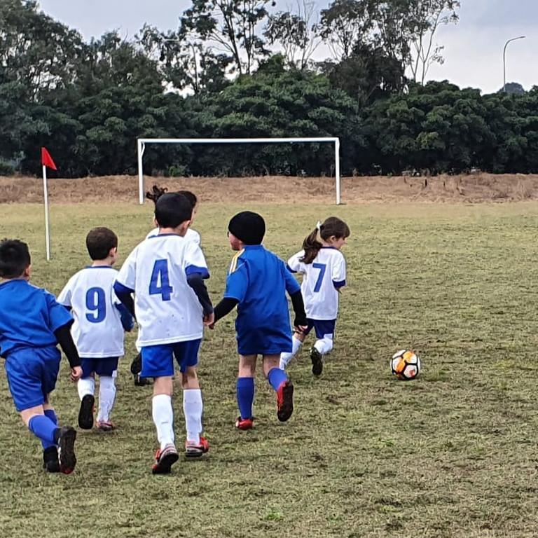 Junior teams training commences