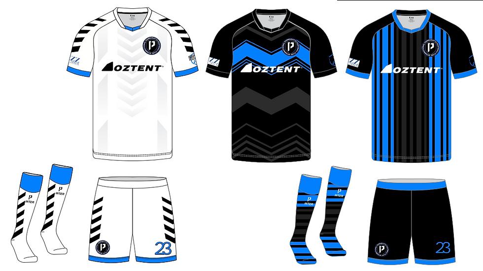2021 Club Senior Kit package