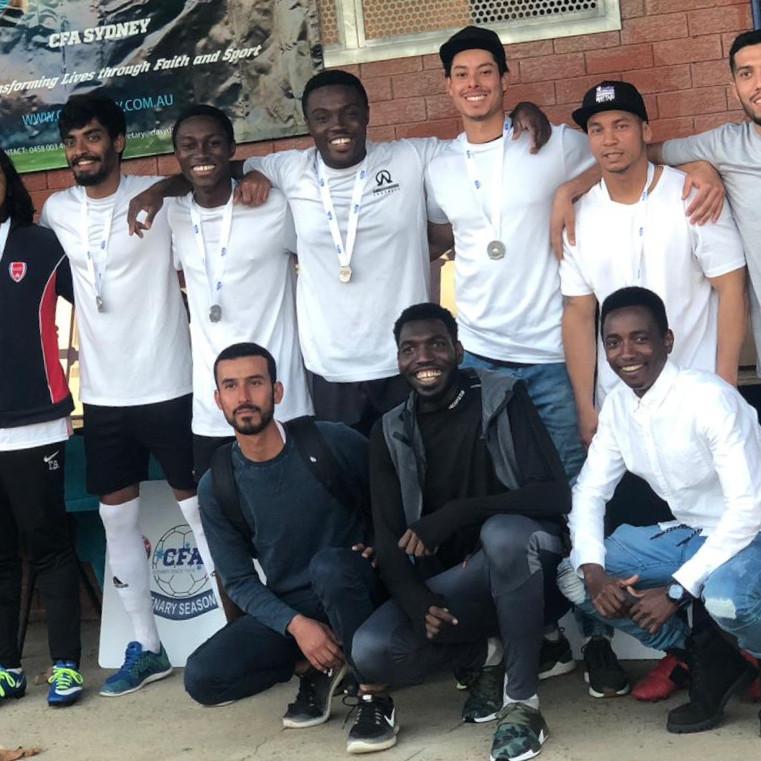CFA 6aSide Tournament Day