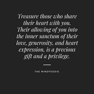 The Mindfoodie Treasure hearts