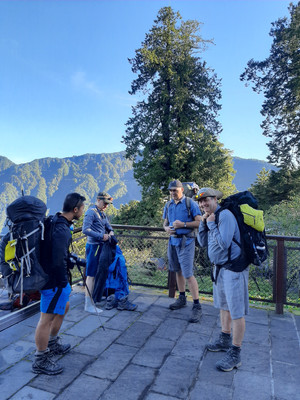 The Enchanting Alishan to Xitou Through Hike