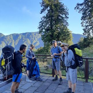 The Enchanting Alishan to Xitou Through Hike