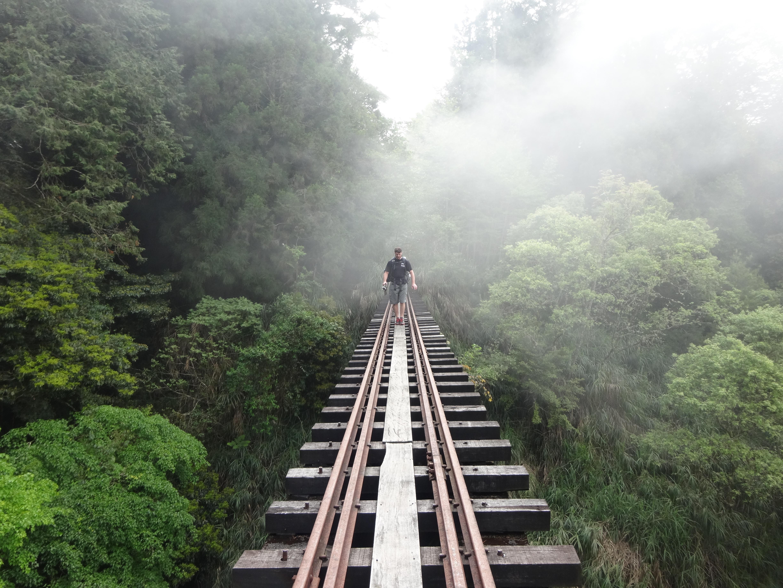 Alishan to Xitou