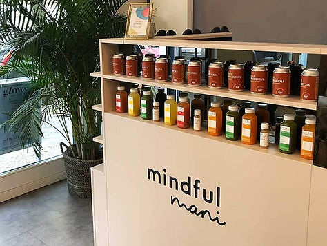 Treatwell Mindful Mani Presse Event