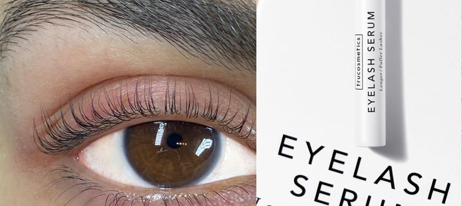 Can you use a lash serum with a lash lifting?