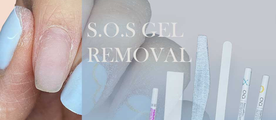 Shorten & remove your gel - at home!