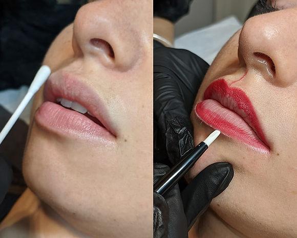 Lippenpigmentierung Permanent Make Up
