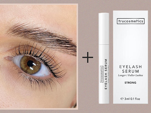 Lash Lifting + Serum Special