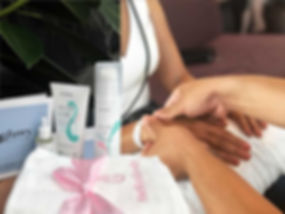 Handmassagen bei Hello Body Event