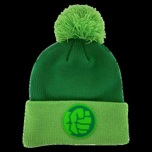 Marvel Avengers Hulk Pom-Pom Beanie Hat