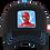 Thumbnail: Marvel Avengers Spider-Man Trucker Cap Mesh Crown