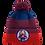 Thumbnail: Marvel Avengers Captain Marvel Pom-Pom Beanie Hat