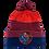 Thumbnail: Marvel Avengers Spider-Man Pom-Pom Beanie Hat