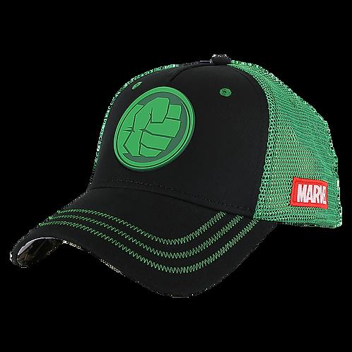 Marvel Avengers Hulk Mesh Crown Baseball Cap