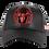 Thumbnail: Marvel Avengers Spider-Man Carbon Fibre Effect Crown Baseball Cap