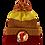 Thumbnail: Marvel Avengers Iron Man Pom-Pom Beanie Hat