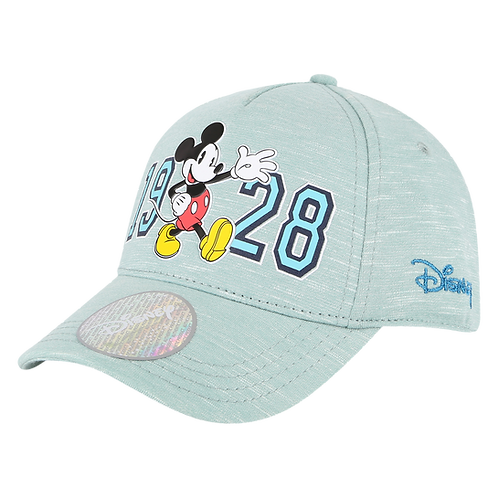 Disney Mickey Mouse 1928 Baseball Cap with Embroidered Logo