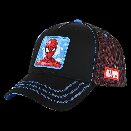Marvel Avengers Spider-Man Trucker Cap Mesh Crown