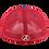 Thumbnail: Marvel Avengers Captain America Mesh Crown Baseball Cap