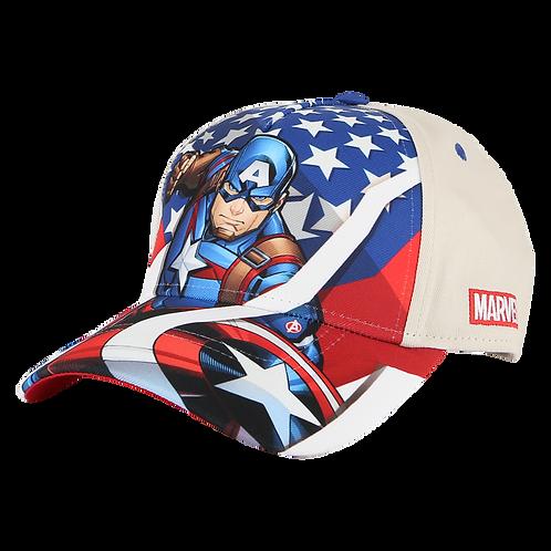 Marvel Avengers Captain America Baseball Cap