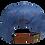 Thumbnail: Disney Mickey Mouse Denim Baseball Cap