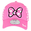Thumbnail: Disney Minnie Mouse Bow Baseball Cap with Embroidered Logos